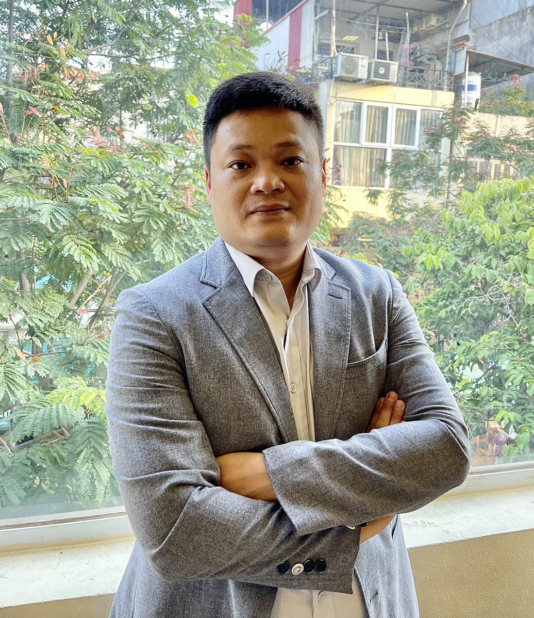 Luật sư Ngô Hùng Cường