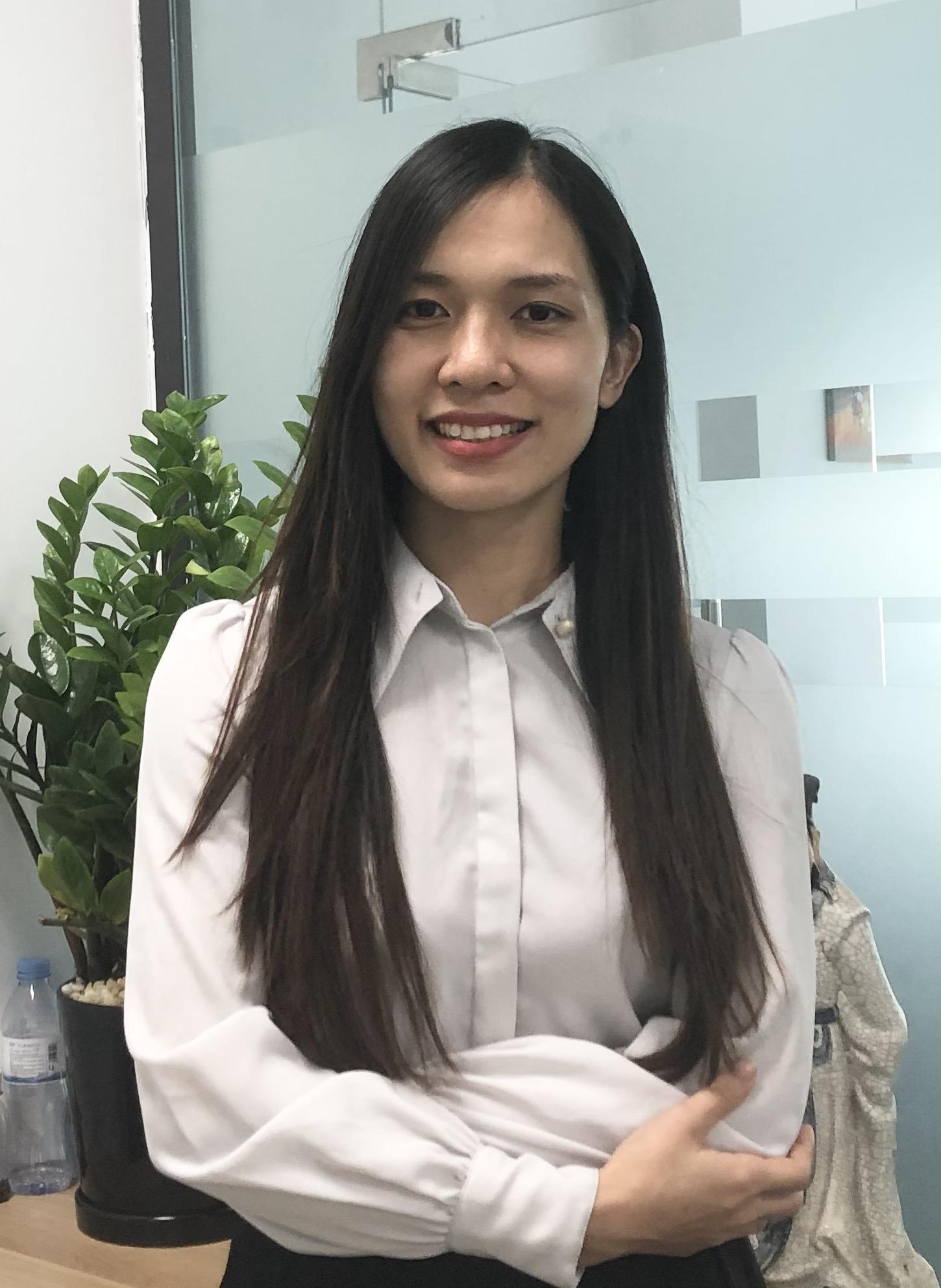 Luật sư Đỗ Thị Khánh Huyền