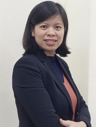 Thạc sỹ Luật học Nguyễn Phương Thúy
